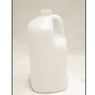 Reservoir tank for disinfecting and sanitizing units, one gallon