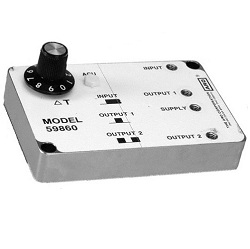 Signal Standardizer Logic Controller for Pneumatic Chute Doors