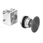 Palm Button Control Valve for Pneumatic Chute Doors