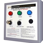 Chute Janitor Cleaning System Replacement Control Panel