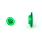 Green Palm Button Light for Pneumatic Chute Doors Only,