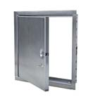 chute access door, stainless steel